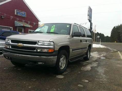 2004 Chevrolet Suburban For Sale Carsforsale