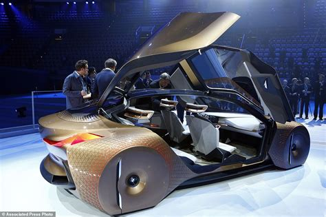 bmw future cars bmw shows concept car for the self driving future