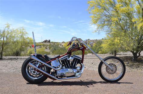 Chopper Motorrad Harley by Sportster Chopper