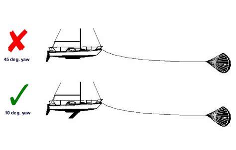 catamaran vs monohull in storm s m 11 venture 222 sloop victor shane s drag device data