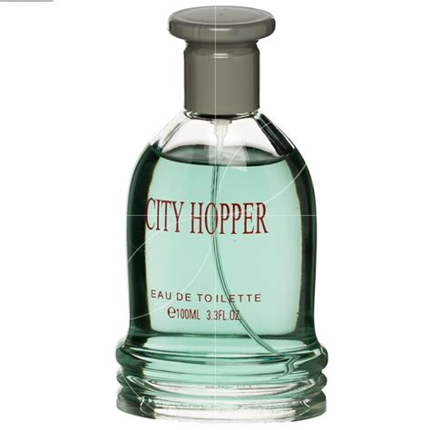 Look 100ml looks city hopper eau de toilette homme 100ml