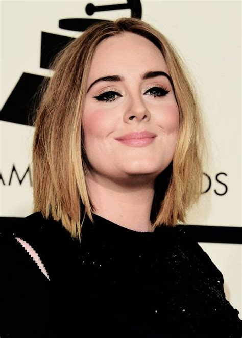 grammy awards 2016 adele new haircut adele new haircut adele hair katemids adele at the 58th annual grammy music awards