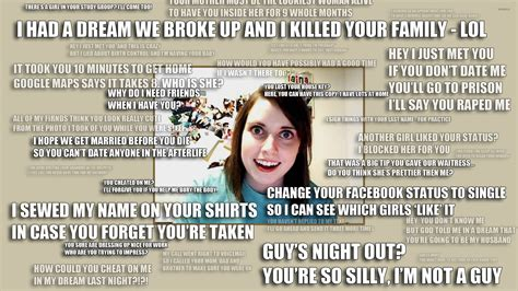 Overly Attached Gf Meme - overly attached girlfriend wallpaper meme wallpapers