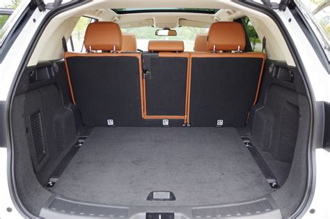 land rover discovery sport trunk space review 2015 land rover discovery sport canadian auto review