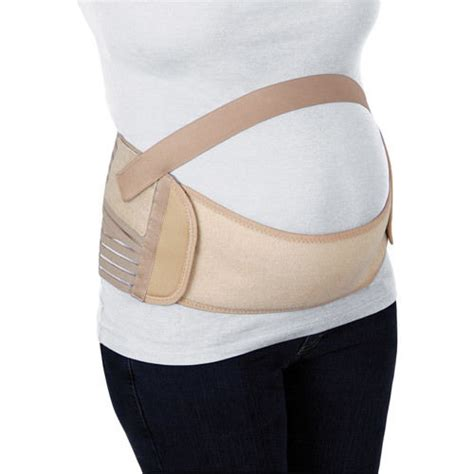 Maternity Belt Second 1 pregnancy maternity pregnancy back bump support belt beige colour ebay