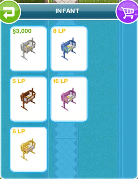 How To Buy A Crib On Sims Freeplay by The Sims Freeplay Nursery Help Answer Hq