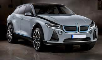 Bmw Suv Bmw I5 Suv The New Upcoming Rival To Tesla Model X 2016