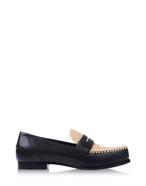 bottega veneta loafers bottega veneta loafers in black lyst