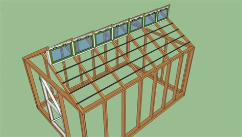 green house plans designs free greenhouse plans howtospecialist how to build