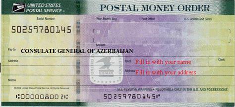 money order address section məhkumluq arayışı