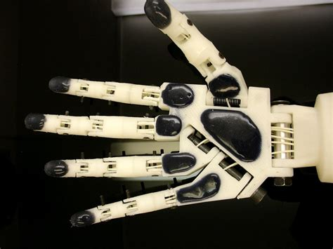 Design Your Own Garage Online 3d printed robotic hand you can make robotshop blog