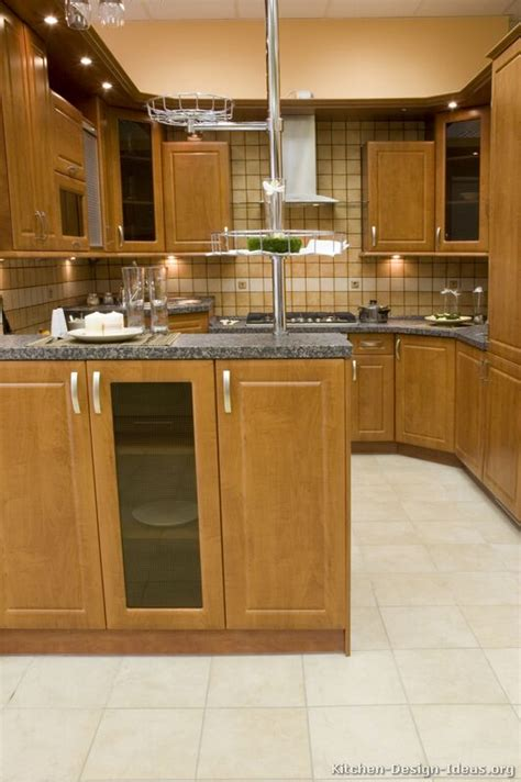 medium brown kitchen cabinets pictures of kitchens traditional medium wood cabinets brown kitchen 18