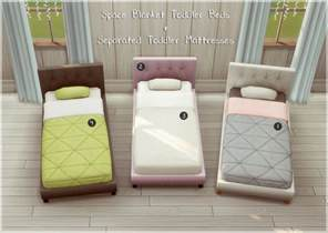 Toddler Beds Sims 3 My Sims 4 Space Blanket Toddler Bed Frame And