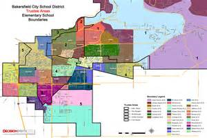 bcsd trustee areas maps bakersfield city school district