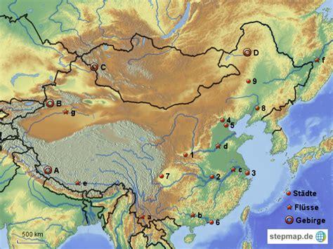 Asiat Gebirge by St 228 Dte Fl 252 Sse Und Gebirge Chinas Sans Souci