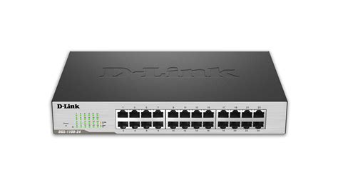 Termurah D Link Dgs 1100 24 Smart Managed 24 Port Gigabit Switch 1100 series smart managed 24 port gigabit switch desktop or rackmount dgs 1100 24 d link canada