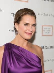 Brooke Shields by Brooke Shields At 2015 Tribeca Ball In New York