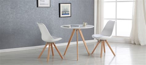 Attrayant Plateau Pour Table A Manger #1: table-a-manger-scandinave-blanche-80cm-oslo.jpg