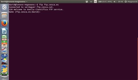 tutorial linux ftp how to use the linux ftp command to up and download files