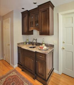 built in wet bar cabinets with built in wet bar