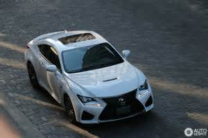 Lexus Rc Canada Lexus Rc F 9 June 2016 Autogespot