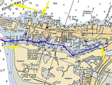 public boat r marathon key backup chart plotter sailboatowners