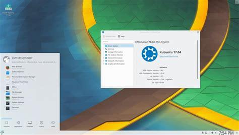 Linux Kubuntu 17 04 Desktop 64 Bit kubuntu 17 04 released kubuntu