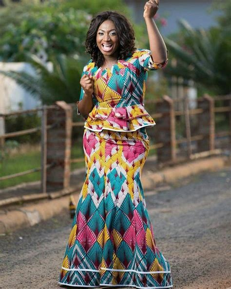 latest ghanaian slit and kaba styles latest ghana kaba and slit styles for any occasion nice