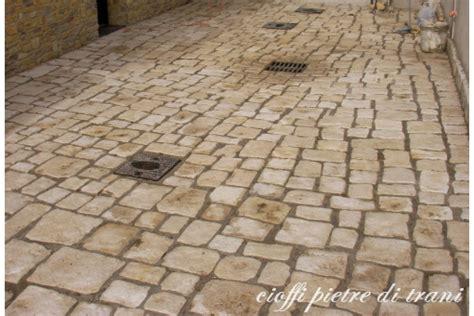 piastrella pietra piastrelle in pietra di trani anticata michele cioffi