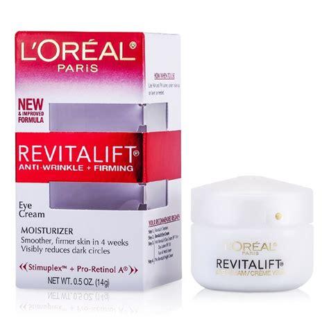 Loreal Revitalift Eye Anti Wrinkle Firming l oreal revitalift anti wrinkle firming eye 14g womens skin care ebay