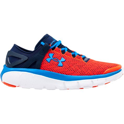 boys armour running shoes armour boys speedform fortis running shoes