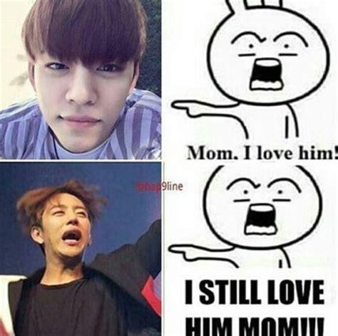 Bap Memes - bap daehyun funny kpop b a p being funny pinterest