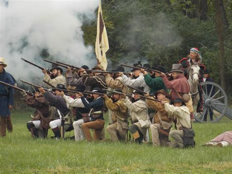 Muster Of Battle Silly Indiana Reenactment Committees American Civil War Forums