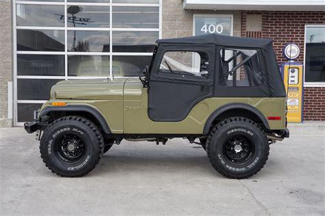 1973 Cj5 Jeep 1973 Jeep Cj5 Post Mcg Social Myclassicgarage