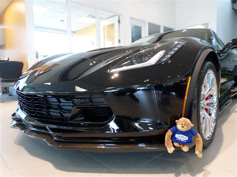 What Does Z06 by Carbon Fiber Ground Effects Package What Does It Consist