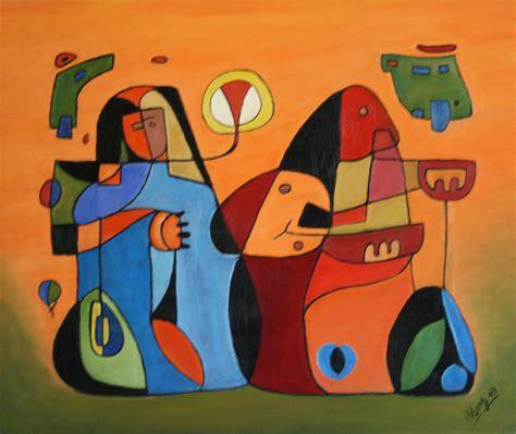 imagenes abstractas de rock artemery 187 figuras picasianas