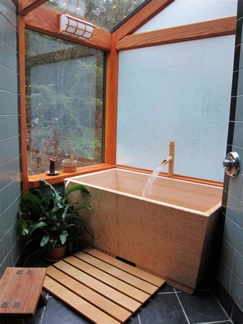 japanese style bathtub japanese style soaking tubs catch on in u s bathroom