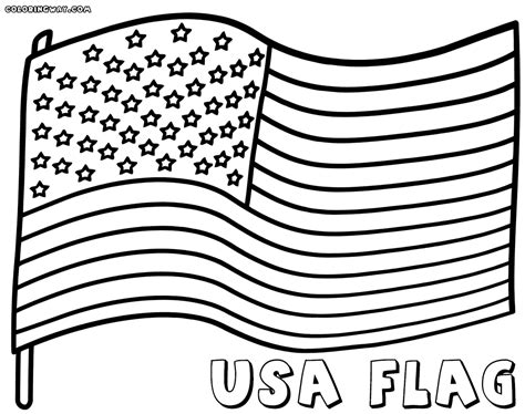 american flag coloring pages coloring pages to download
