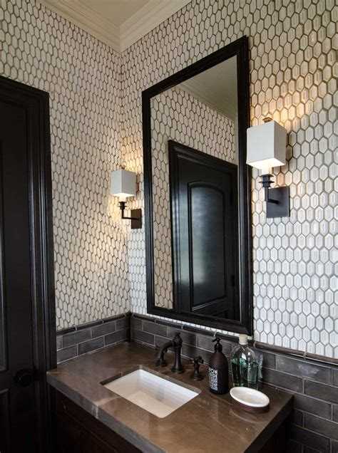 White Ceramic Bathroom Tile by Tile Tuesday Weekly Tile Inspiration