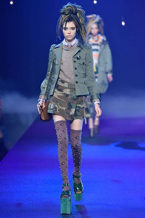 New York Fashion Week Marc by Grace Hartzel At Marc Runway Show At New York