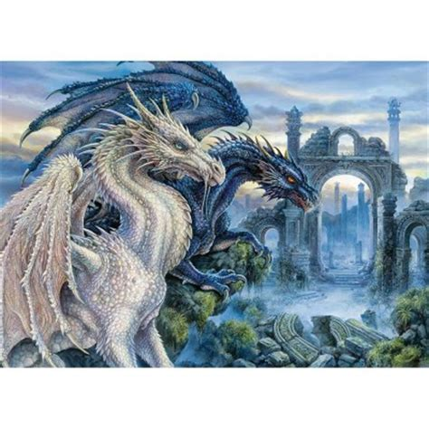 puzzle mystic dragon ravensburger   pieces jigsaw