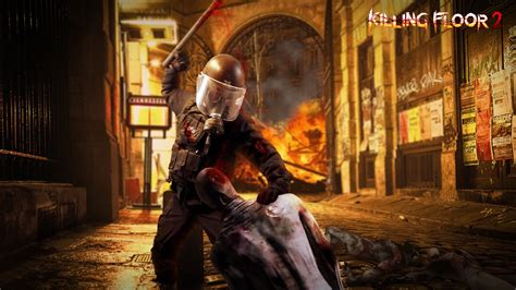 killing floor 2 wallpaper and background image 1600x900