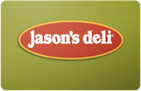 Jasons Deli Gift Card - buy jason s deli gift cards discounts up to 35 cardcash