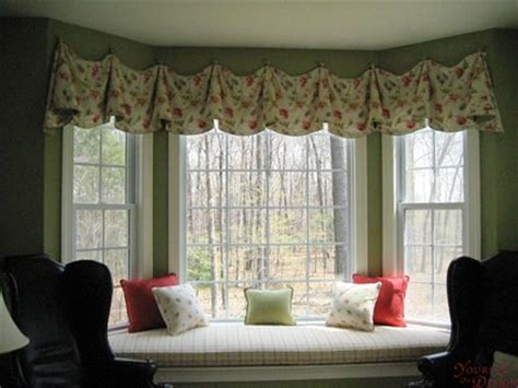 Bay Window Toppers Bay Window Curtains Articles