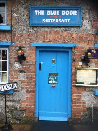 the blue door adare restaurant bewertungen