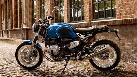 bmw  ninet  retro motosiklet gelenegini teknolojiyle