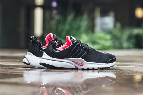 Sepatu Sneakers Nike Air Presto Gs Black Green Grade Original 39 44 hyper pink highlights this nike air presto gs kicksonfire