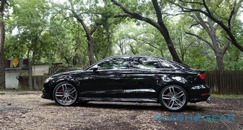 Little Cabin Plans 2015 Audi S3 Sedan First Drive Slashgear