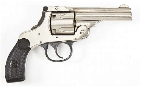 Best 38 Caliber Revolvers | h hammerless top break revolver 38 s cal