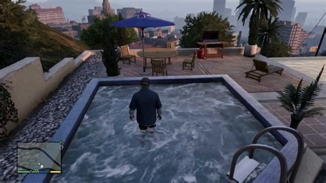 casa cing gta 5 v 237 deo perdido 2 a casa do franklin